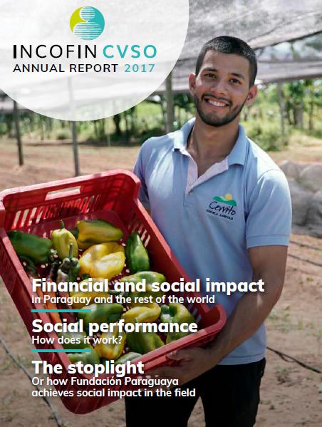 Annual Report Incofin CVSO