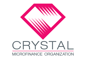 Logo Crystal Microfinance Organization Georgia