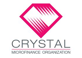 Logo Crystal Microfinance Organization Georgia