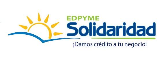 Logo Edpyme Solidaridad Peru