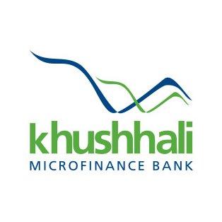 Logo Khushhali Microfinance Bank Pakistan